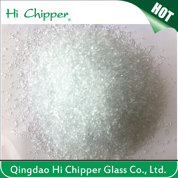Crushed Glass Aggregate